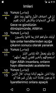 Kuran - Turkish apk screenshot