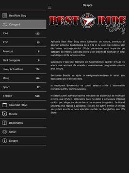 BEST RIDE Blog screenshot 12