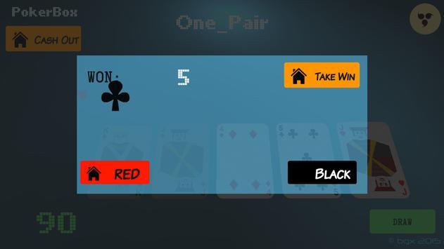 PokerBox - Video Poker apk screenshot