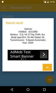 What Car Is That? apk screenshot
