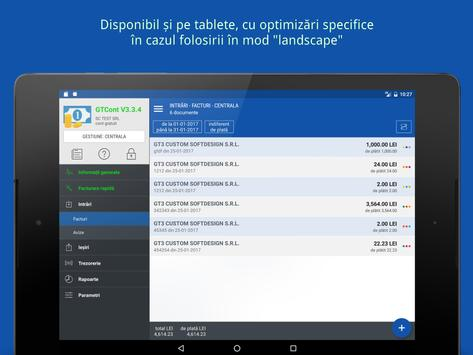 GTCont - facturare și gestiune screenshot 7