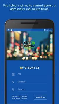 GTCont - facturare și gestiune screenshot 5