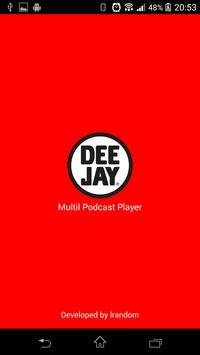 Radio Deejay Podcast poster