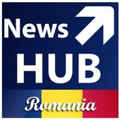 NewsHUB - Stiri Nationale icon