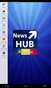 NewsHUB - Stiri Nationale poster