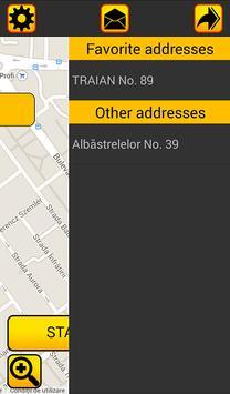 TAXI 965 Client screenshot 2