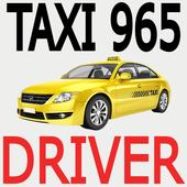 TAXI 965 Driver icon