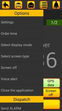 TAXI 965 Driver screenshot 2
