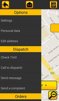 TAXI FLY Client screenshot 1
