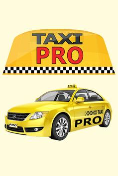 TAXI PRO Driver poster