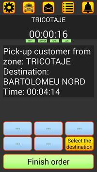 TAXI PRO Driver screenshot 6