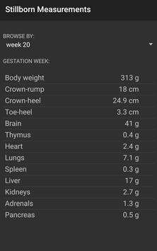 Peds Path Measurements apk screenshot