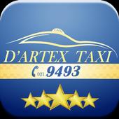 Dartex Taxi - Locatii Fixe icon