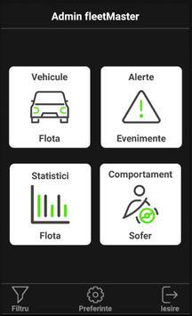 fleetMaster Admin apk screenshot