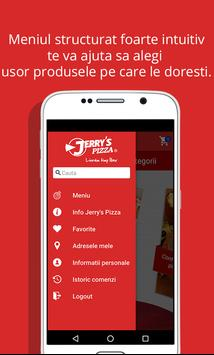 Jerry's Pizza apk screenshot