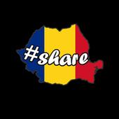 share Romania icon