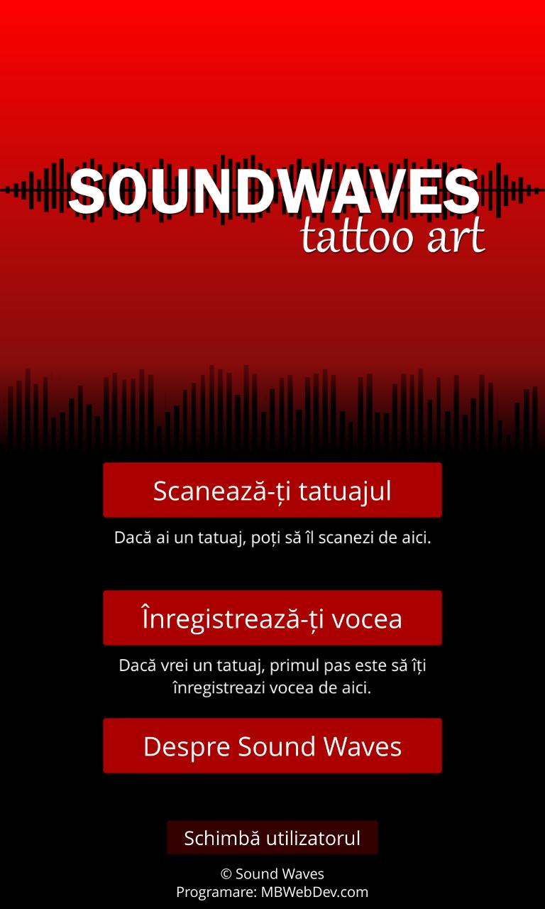 SoundWaves Tattoo for Android - APK Download