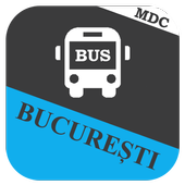 Bus Bucharest icon