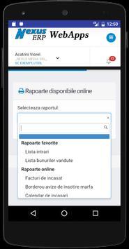 Nexus ERP Apps apk screenshot