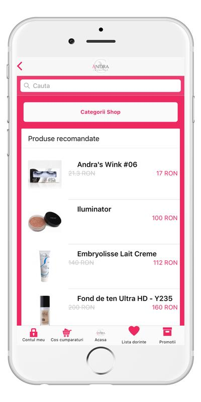 Andra Cosmetics For Android Apk Download