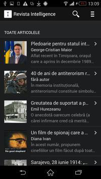 Revista Intelligence apk screenshot