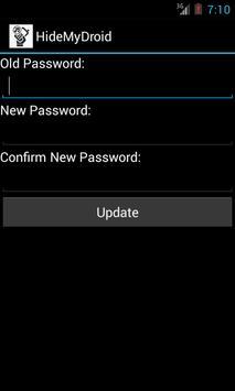 Remote SMS Control apk screenshot