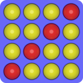 Connect 4, Four in a Line icon
