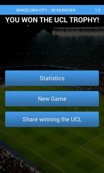 UCL2014 Manager apk screenshot