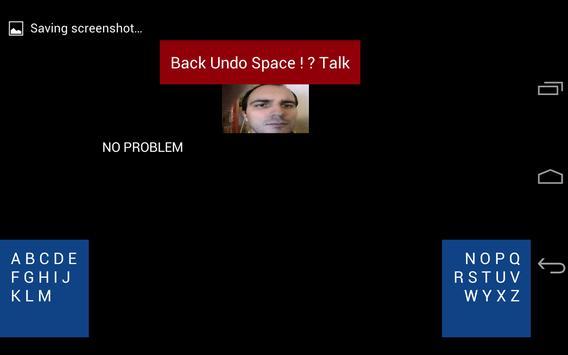 Eye Tracker - Write Messages screenshot 5