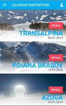 Winter Tour screenshot 1