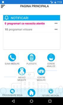 PMA MedLife poster