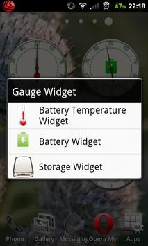 Gauge Vintage Widgets screenshot 2