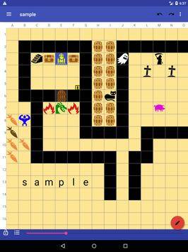 Grid Paper Mapping screenshot 6