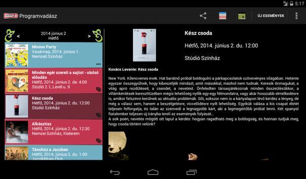 Programvadász apk screenshot
