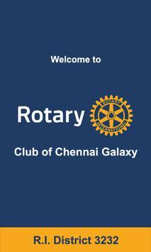 Rotary Chennai Galaxy poster