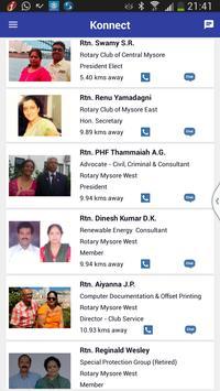 Rotary Chennai Galaxy screenshot 1