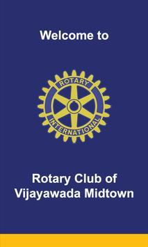 Rotary Vijayawada Midtown poster