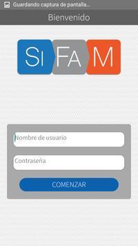 SiFaM Districall apk screenshot