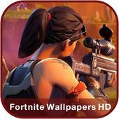 Fort nite Battle Royal HD Wallpapers icon