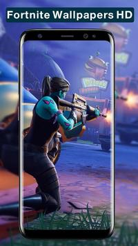 Fort nite Battle Royal HD Wallpapers poster