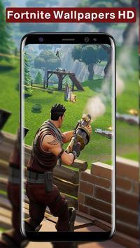 Fort nite Battle Royal HD Wallpapers screenshot 2