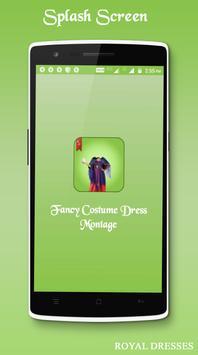 Fancy Costume Dress Montage screenshot 1