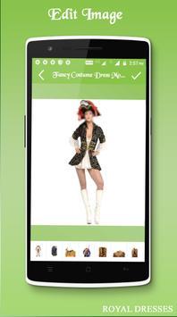Fancy Costume Dress Montage screenshot 2