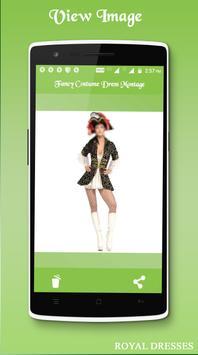 Fancy Costume Dress Montage screenshot 4