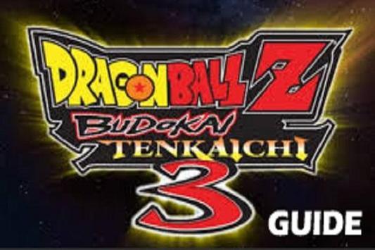 Trick Dragonball Z Budokai Tenkaichi 3 poster