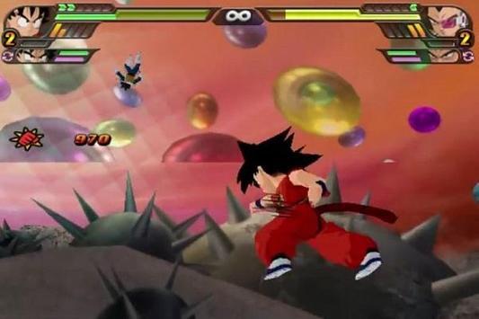 Trick Dragonball Z Budokai Tenkaichi 3 screenshot 1