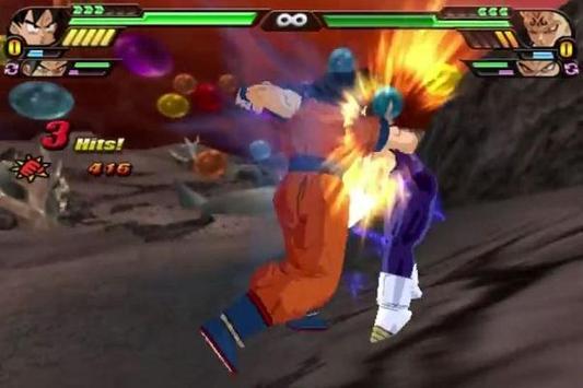 Trick Dragonball Z Budokai Tenkaichi 3 screenshot 2