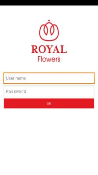 Royal Flowers poster