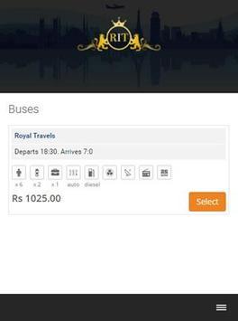 RoyalIndia.Travel screenshot 1