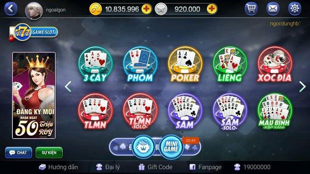 ROYVIP.COM - Game Bai Doi Thuong bài đăng